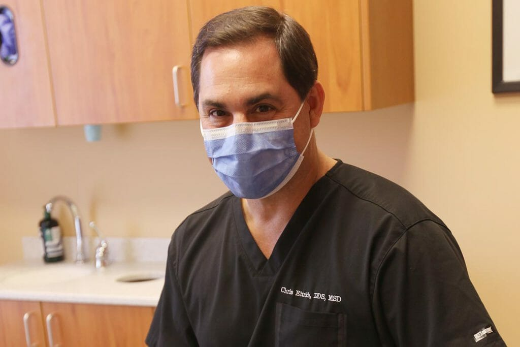 Non-surgical root canal
